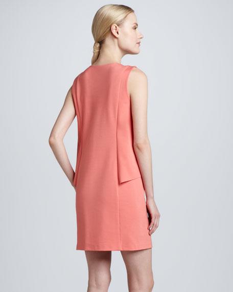 Sleeveless Pop Top Dress
