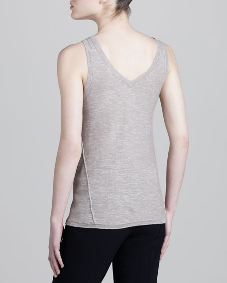Easy Cashmere-Blend Tank