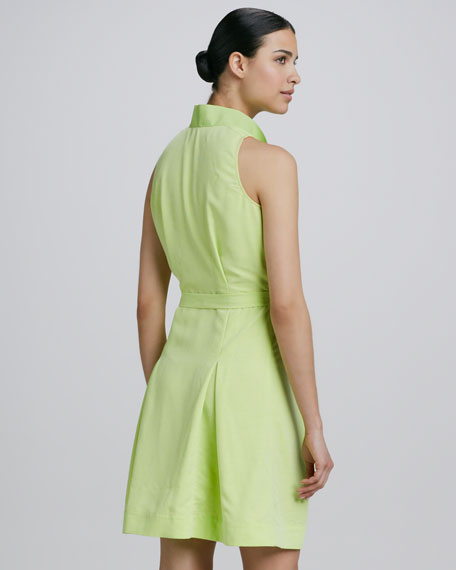 Sutton Waist-Tie Dress