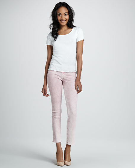 Skinny Ankle Piglet Peg Jeans