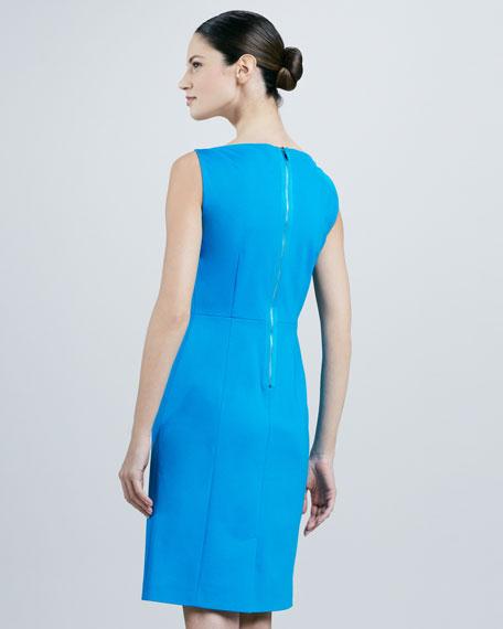 Nessa Sleeveless Sheath Dress