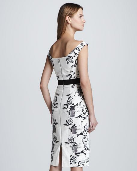 Brooke Rose Noir Dress