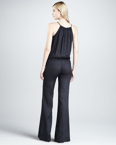 Stevee Linen Jumpsuit