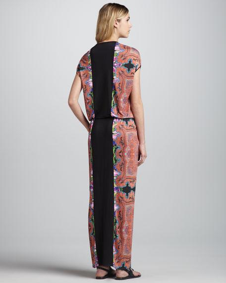 Orchid Trip Maxi Dress