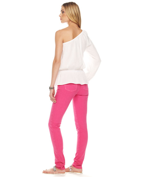 Colored Skinny Jeans, Women's