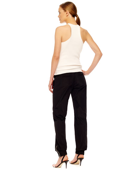 Drawstring Athletic Pants