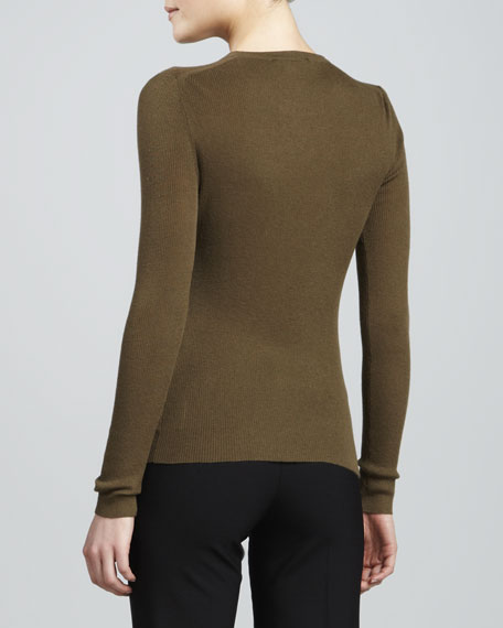 Cashmere Featherweight Sweater