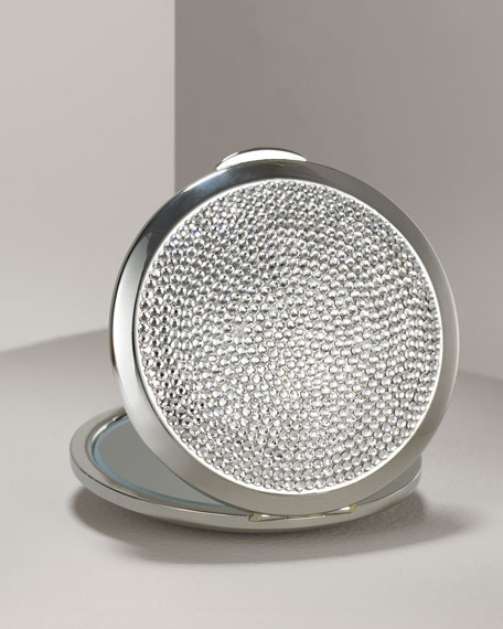 Crystal-Detailed Compact Mirror