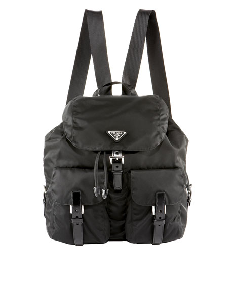 prada luggage price - Prada Nylon Backpack, Small