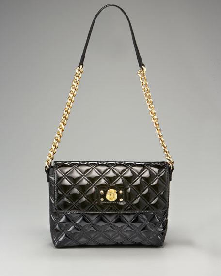 Single Patent Flap Bag
