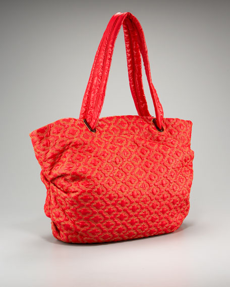 Lexie Embroidered Tote