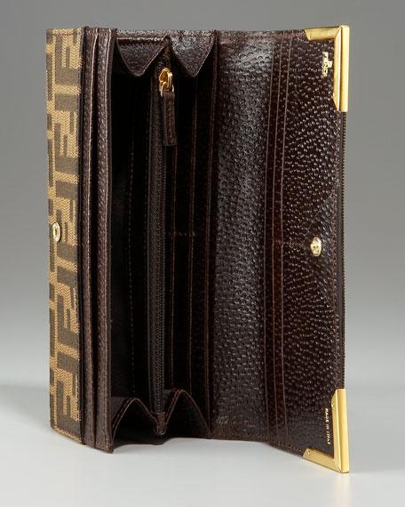Mia Continental Wallet
