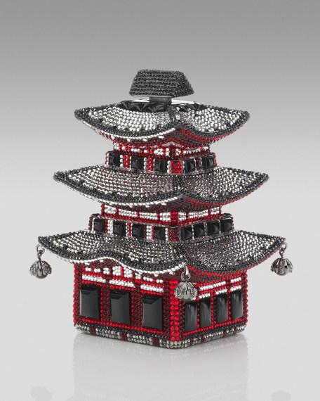 Kyoto Pagoda Clutch