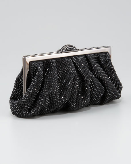 Natalie Beaded Clutch