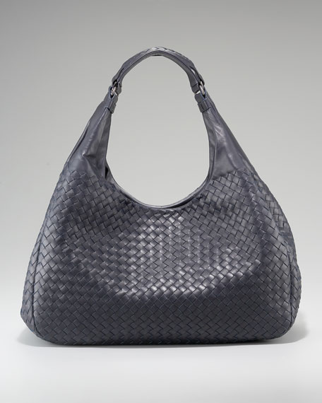 Double-Handle Veneta Hobo