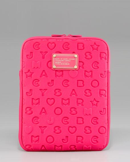 Stardust Neoprene iPad Case