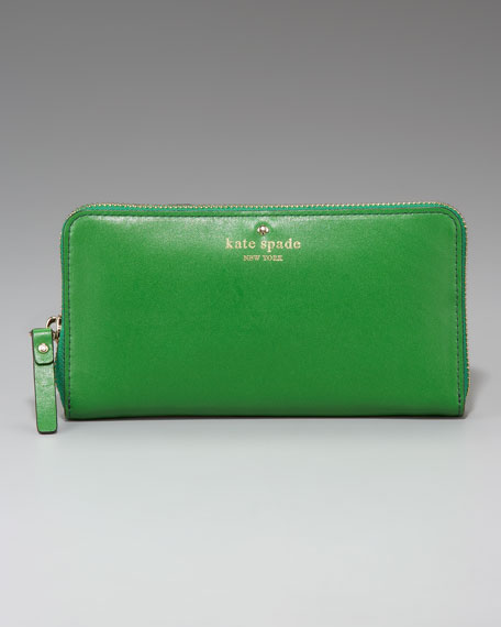 kate spade new york tudor city lacey wallet