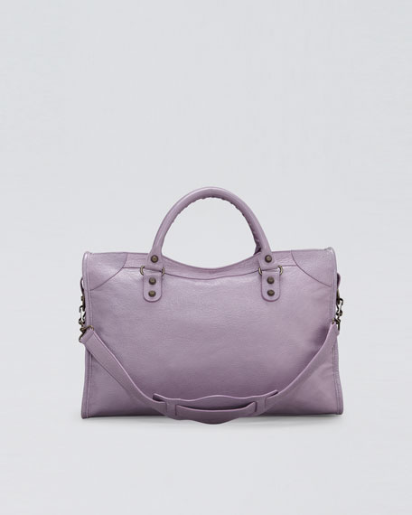 Classic City Bag, Glycine