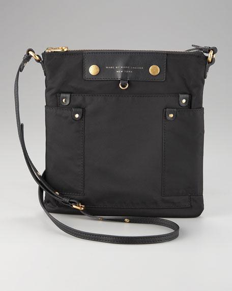 Preppy Nylon Sia Crossbody Bag
