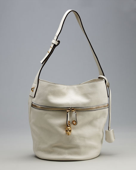 Padlock Bucket Bag