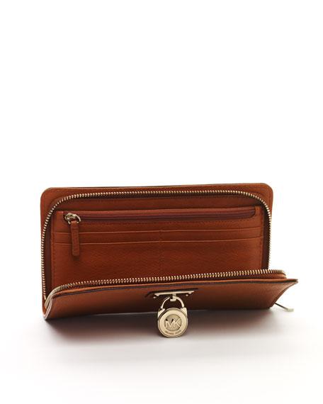 Hamilton Large Zip Continental Wallet