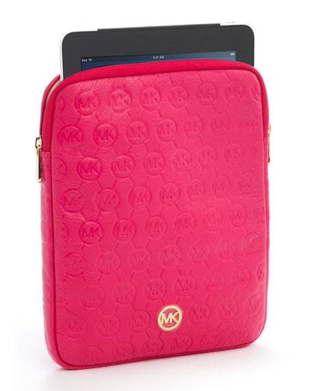 iPad Case, Pink or Marigold