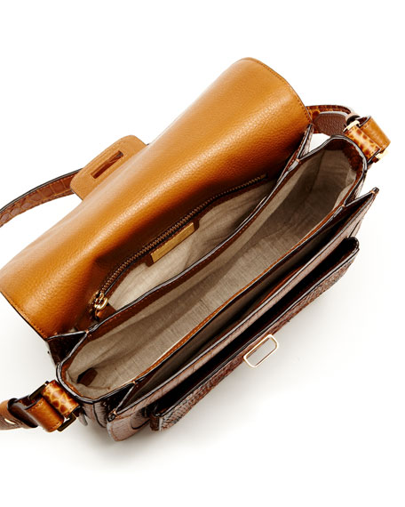 Saddle Bag Messenger Bag