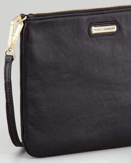 Three-Zipper Rocker Bag