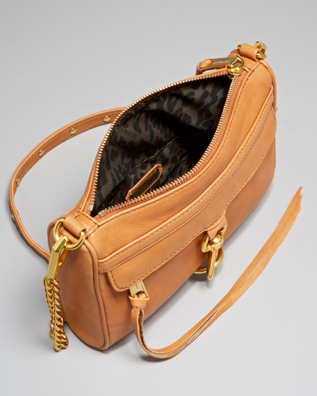 Mini M.A.C. Crossbody Bag, Natural