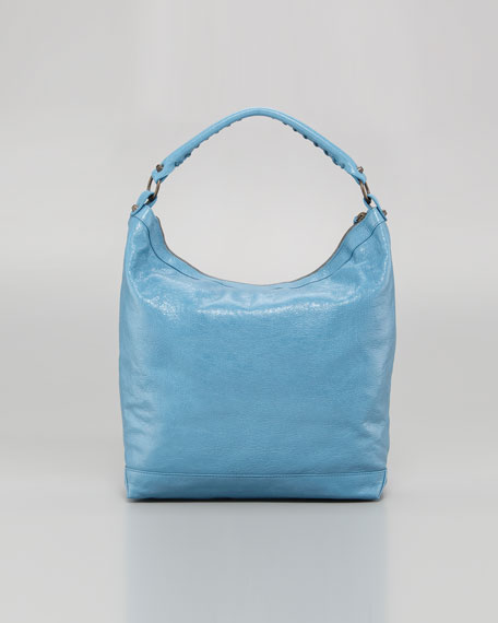 Classic Day Bag, Blue Indigo