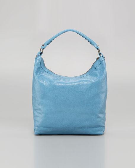 Classic Day Bag, Blue Indigo