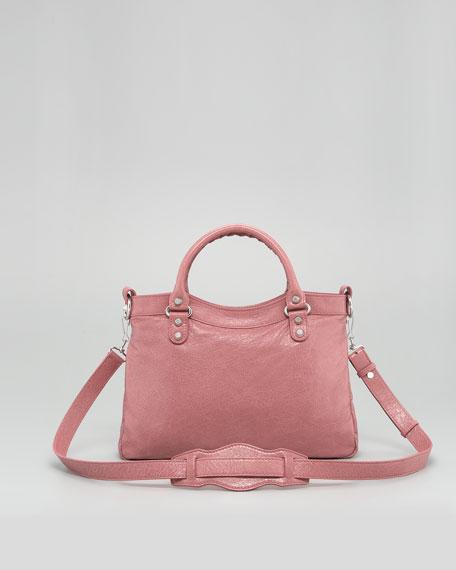 Giant 12 Nickel Town Bag, Rose Bruyere