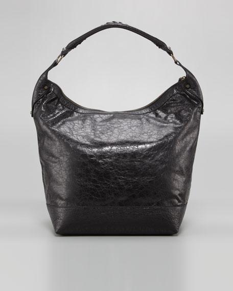 Classic Neo Hobo Bag, Black