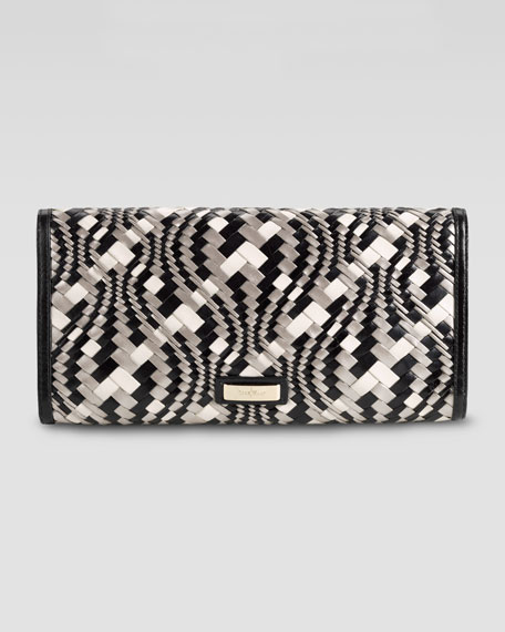 Optical-Weave Clutch