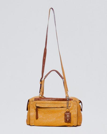 Emeraude East-West Satchel Bag