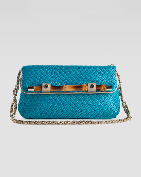 Lily Chain Clutch