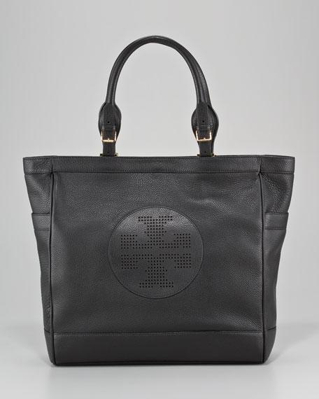 Kipp Pebbled Tote Bag