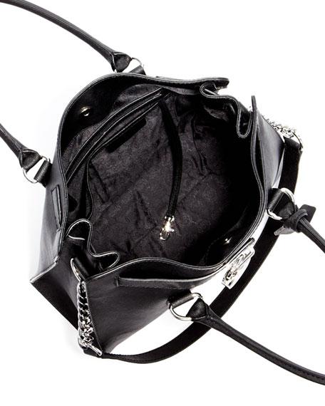 Hamilton Large Tote Bag, Black