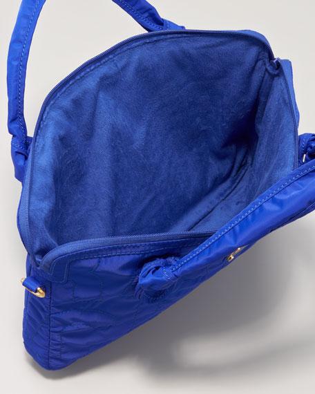 """Pretty Nylon Solid Commuter Bag, 15"""""""