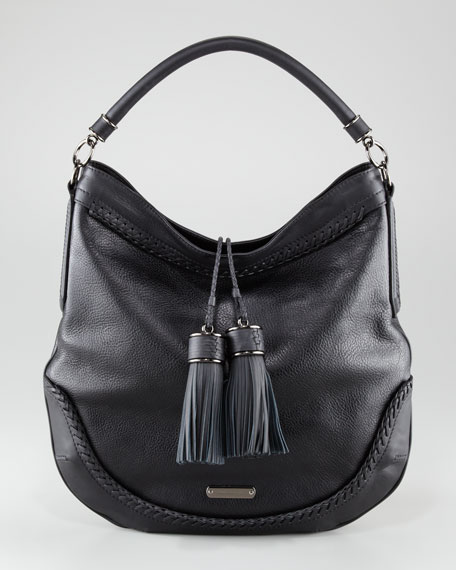 Small Tassel Hobo Bag