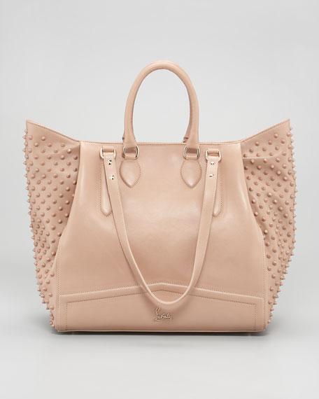 Christian Louboutin Justine Spike Tote Bag