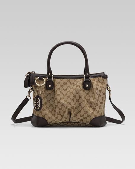Sukey Top-Handle Tote Bag, Medium