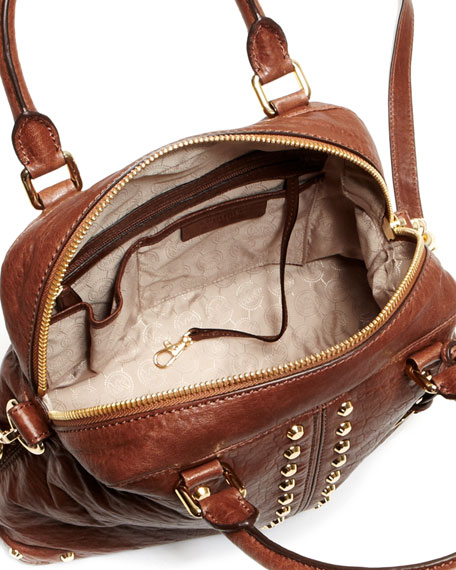 Uptown Astor Large Satchel Bag