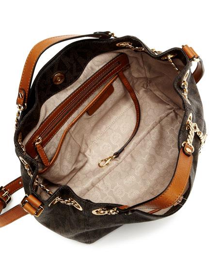 Jet Set Medium Shoulder Tote Bag