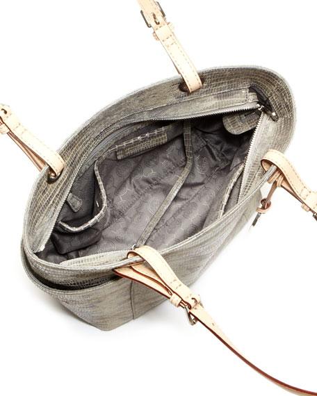 Jet Set Medium Zip Tote Bag