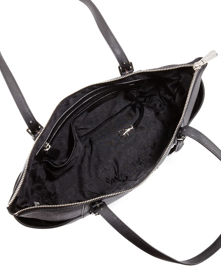 Jet Set Zip Tote Bag