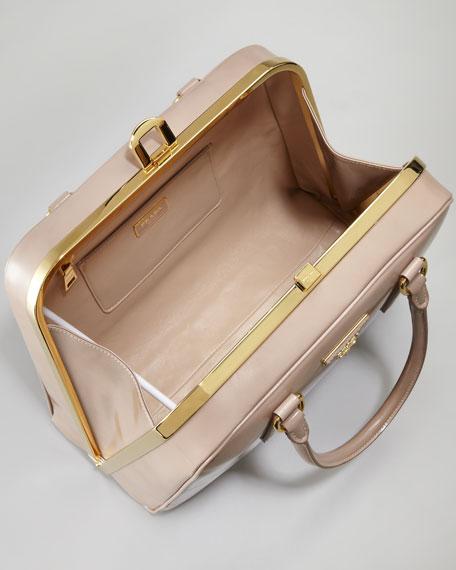 prada cross bag - prada spazzolato frame bag, prada pink leather bag