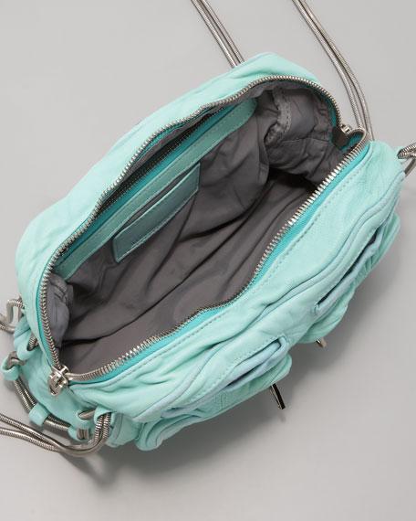 Brenda Coiled Chain Shoulder Bag