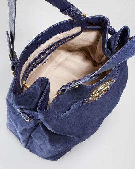Amanda Suede Classic Tote Bag