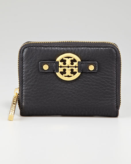 Amanda Zip-Around Coin Case